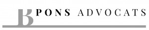 B. Pons Advocats. Benjamí Pons Advocats